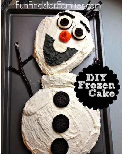 Frozen Elsa Birthday Cake Game