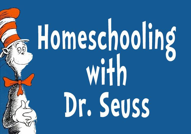 Homeschooling with Dr. Seuss