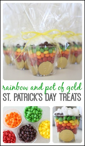 St Patrick's Treats