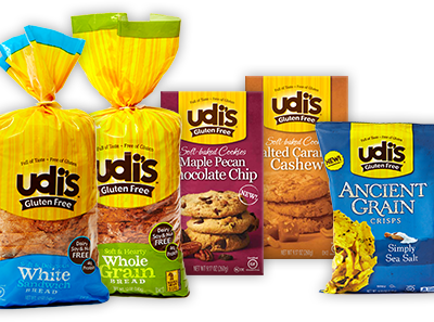 Udi's Fans: Possible FREE Gluten Free Goodie Bag for Your Feedback
