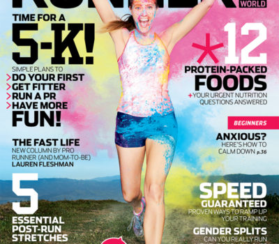 Runner's World 4-Year Subscription for $15 ($3.75 Per Year) – Today ONLY