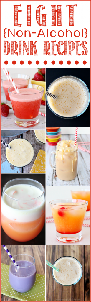 8 Non-Alcohol Drink Recipes 2