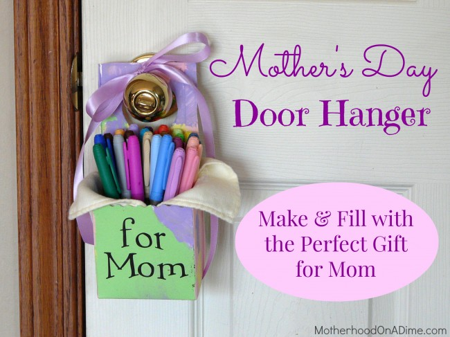 Show The Love Mother S Day Or May Day Door Hanger