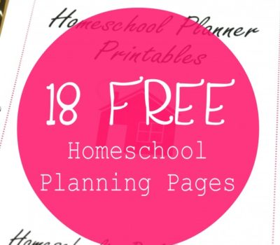 Big News!!  (+ FREE Homeschool Printable Planner + All About Spelling Giveaway)