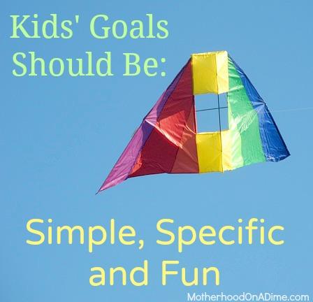 kids goals