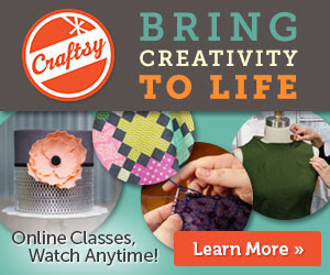 Craftsy Unlimited: Two Weeks for $1