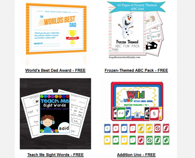 photo about Uno Coupons Printable named 8 Educents FREEbies: Printables for Frozen, Minecraft, Uno