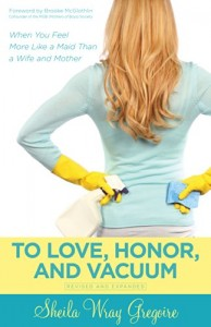 FREE Christian eBook:  To Love, Honor, and Vacuum