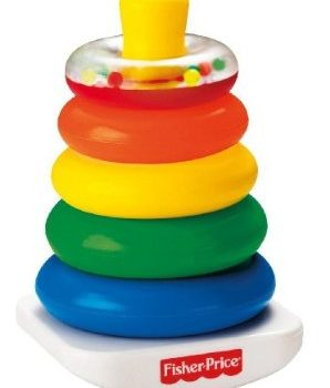 Fisher Price Rock-a-Stack for $5.00