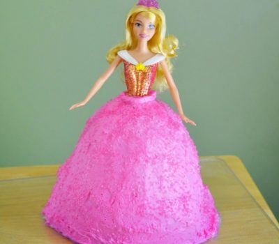 Family Fun Night:  Sleeping Beauty Cake + Sleeping Beauty DVD