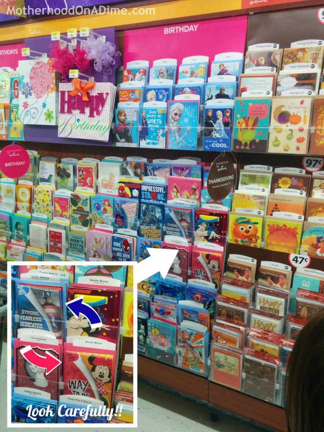 Find the perfect kids card!