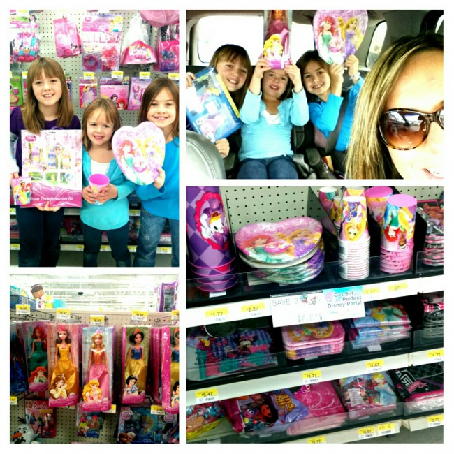 Princess Shopping Spree!!  #disneybeauties #shop