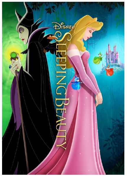 Coming Soon Princess Costumes Sleeping Beauty Dvd And A
