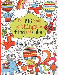 Big Book of Things to Color