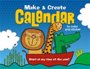 Make & Create Calendar