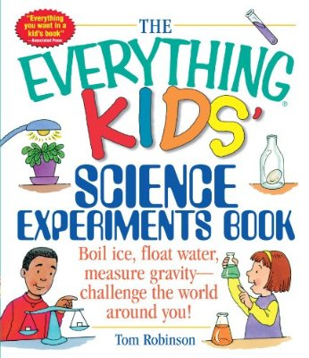 everything science book