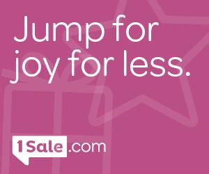1Sale.com:  Save 90% off Daily Deals