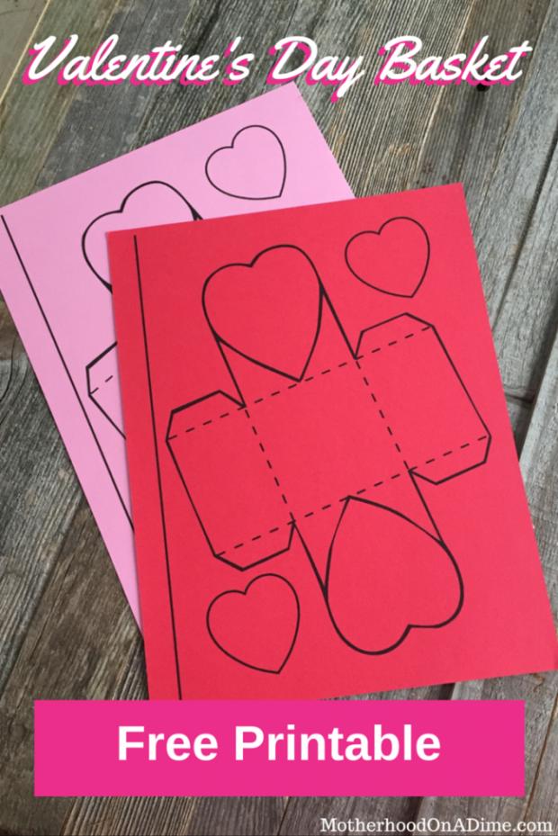 Free Valentine's Day Printables