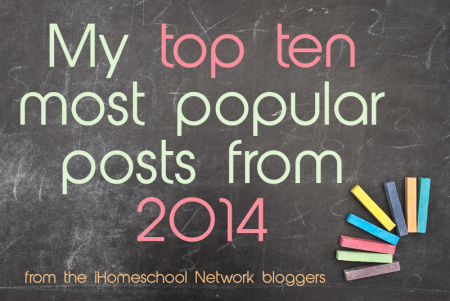 Top Ten Posts from 2014
