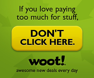 Woot Daily Deals