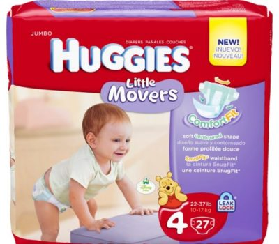 Huggies Diapers and Pull Ups only $3.83
