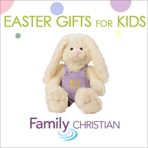 Family christian easter gifts for kids kids activities saving teach your children about easter with family christians collection of easter gifts for kids choose from negle Images