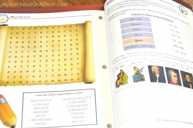 Music Homeschool Curriculum