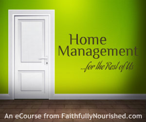 HOme Management...for the rest of us