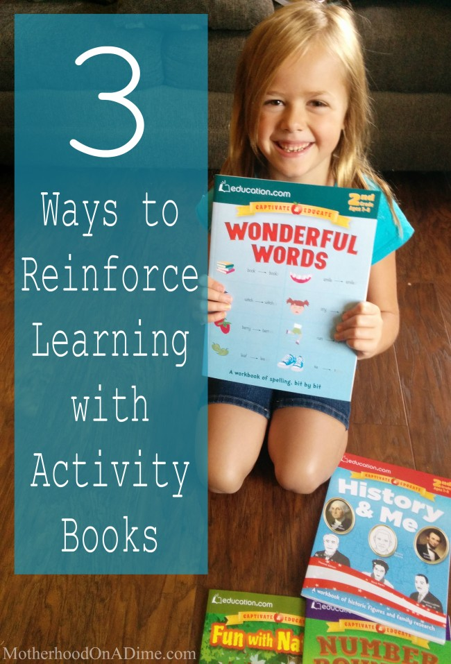 Ways to Learn with Activity Books