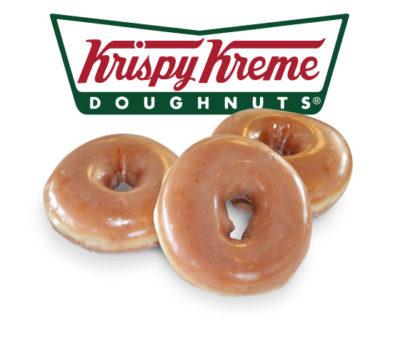 National Donut Day: FREE Krispy Kreme Doughnut