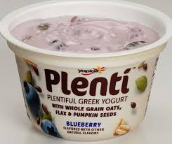 eCoupon for FREE Plenti Greek Yogurt Cup at Kroger & Affiliates