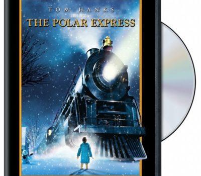 The Polar Express DVD Only $6.99