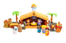 Fisher-Price Little People Nativity: Deluxe Christmas Story ONLY $19.99 at Family Christian