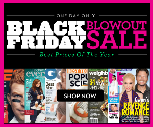 No Clutter Gift Idea (Magazine Subscriptions As Low As $0.99)
