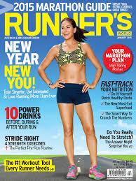 Gift Idea! Runner's World Magazine for $6.95 (87% Off)