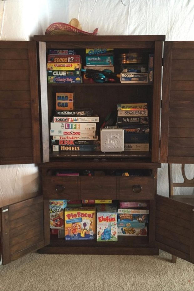 family game wardrobe