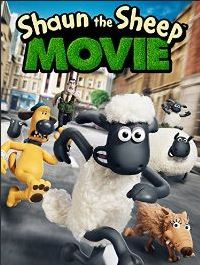 Shaun the Sheep Movie (DVD + Digital Copy) for $3.74