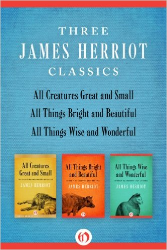 Three James Herriot Classic eBooks on sale