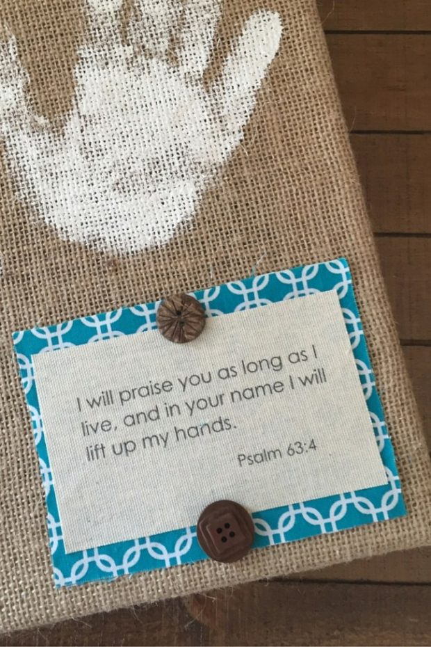 How to Make Burlap Wall Art with Your Kids (17)