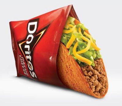 Taco Bell: FREE Doritos Locos Taco on June 13