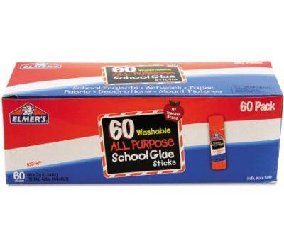Elmer's Glue Sticks (60 Ct) for $11.69