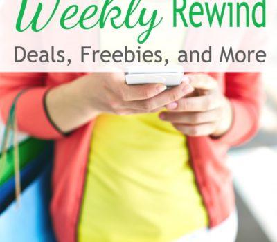 Weekly Rewind: 5/20