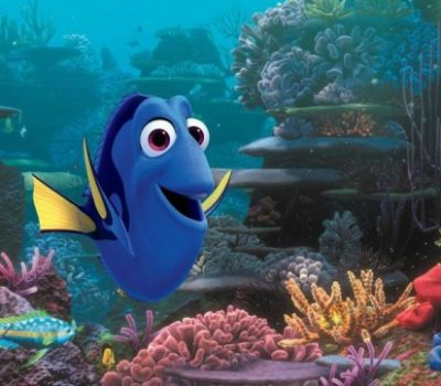 FREE Finding Dory Activity Sheets