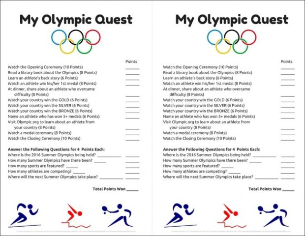 My Olympic Quest - image