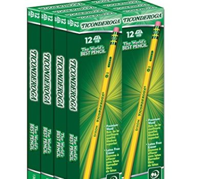 Dixon Ticonderoga Pencils (96 ct) for $9.96