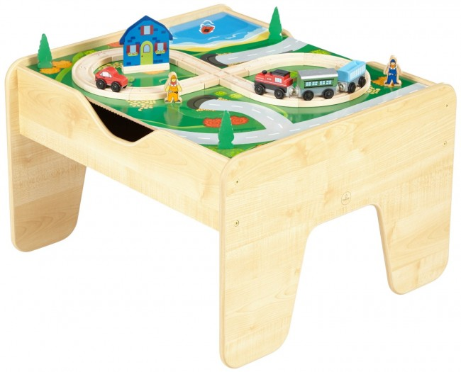 kidkraft 2 in 1 activity table lego compatible lowest. Black Bedroom Furniture Sets. Home Design Ideas
