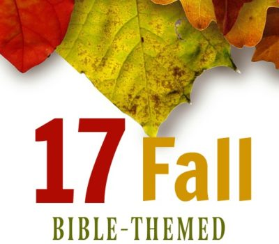 17 Fall-Themed Bible Based Crafts and Activities