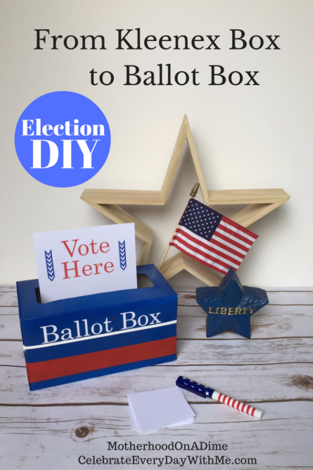 from-kleenex-box-to-ballot-box-election-diy