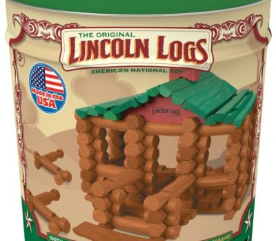 Hot!!  Building Toys (K'Nex, Tinkertoys, Lincoln Logs) for Up to 55% Off (11/14 ONLY)