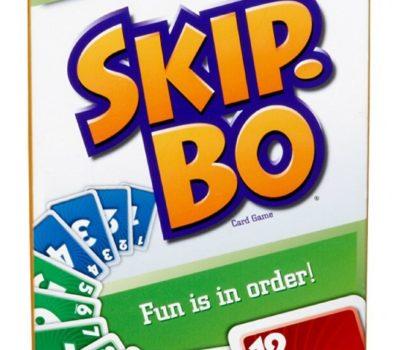 Skip-Bo Card Game for $6.40